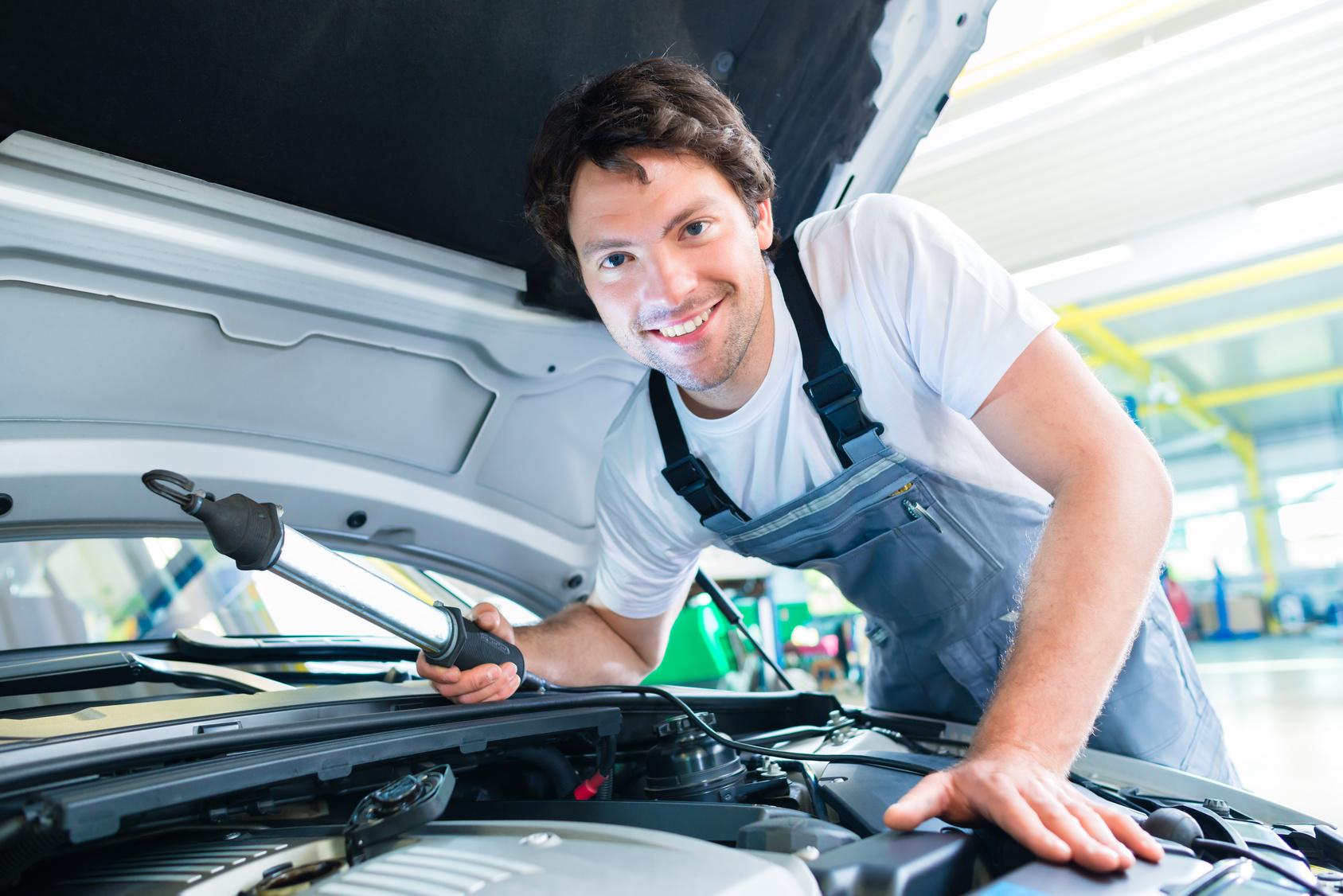 Zabezpieczanie samochodów przed kunami